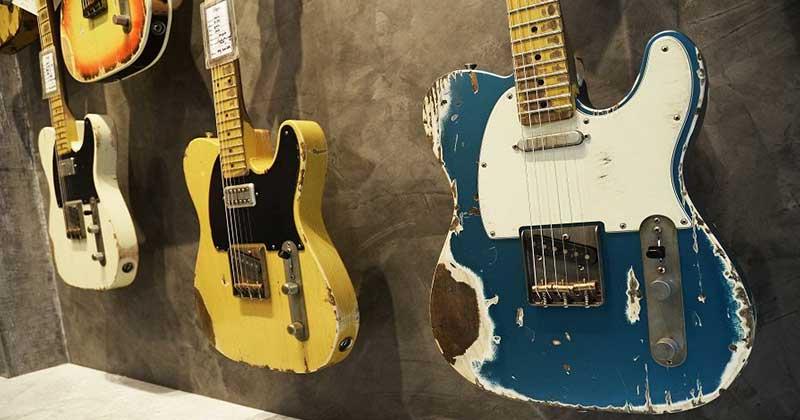 Electric-guitar-