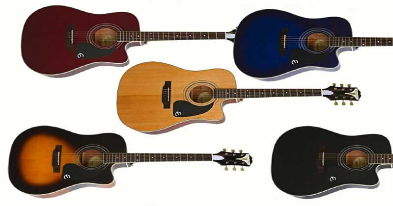 Popular-acoustic-guitar-only-one