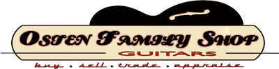 Guitar Osten Family Shop